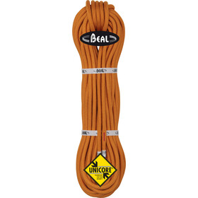 Beal Wall Master 6 Unicore Rope 10,5mm x 50m, orange